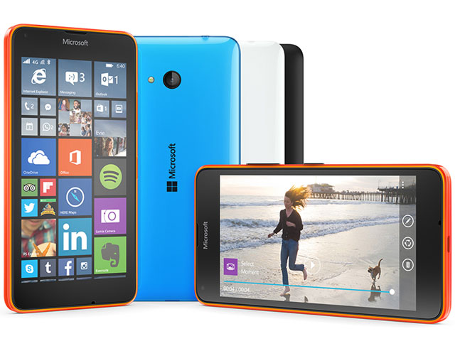Microsoft Lumia 640 goes on sale today